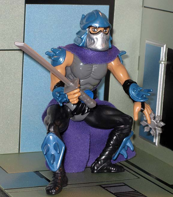 OT Shredder Custom Figure